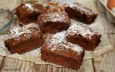 Brownies alla nutella http://blog.giallozafferano.it/oggisicucina/brownies-alla-nutella/