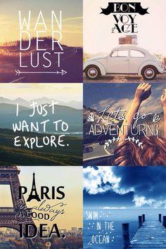 Let's escape.