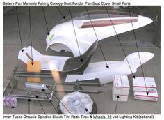 Diy Electric Car, Electric Car Concept, Concept Auto, Concept Cars, Sky Design, Crazy Things, Kit Cars, Cool Diy, Envy