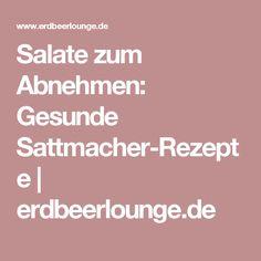 Salate zum Abnehmen: Gesunde Sattmacher-Rezepte | erdbeerlounge.de