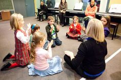 Junior Piano Class (Age 4-6) - Rhythm imitation