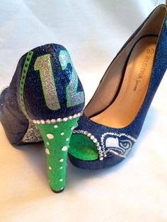 I want these Seahawk pumps