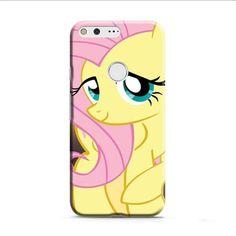 My Little Pony Fluttershy Cute Google Pixel XL 3D Case