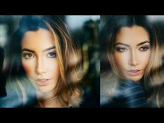 Photoshoot using Glass + Windows   With 50mm 1.2 - YouTube