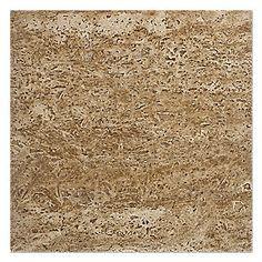 Bucak Dark Walnut Vein Cut Travertine 12 x 12 in. The Tile Shop, Travertine Tile, Free Design, Design Ideas, Dark Walnut, Kitchen Tiles, Design Consultant, Tile Floor, Flooring