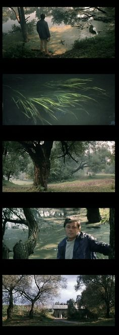 Solaris - 1972 (dir. Andrei Tarkovsky)
