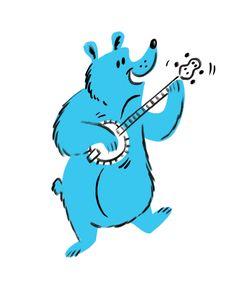 Banjo-bear