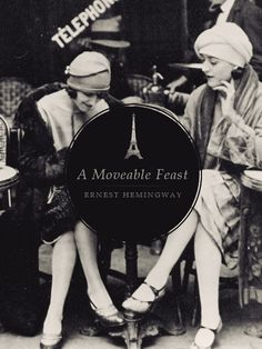A Moveable Feast by Ernest Hemingway. I just finished an absolutely loved every minute of it. I can only imagine what it would have been like to be surrounded with the same intellectual powers as Hemingway was. In his normal stark-but-beautiful tone he creates an alluring portrait of the Paris the Lost Generation experienced. I loved this more personal view of Hemingway himself.
