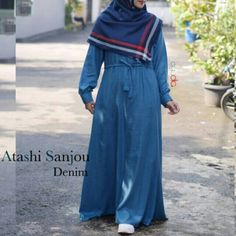 Atashi Sanjou Ayudia | @ashiqa_hijab (IG)