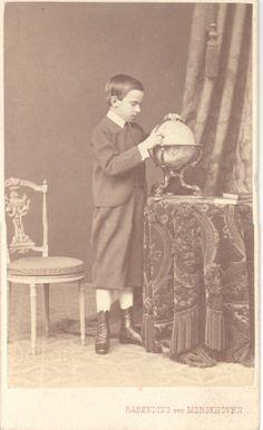Crown Prince Rudolf of Austria (1858-1889), son of Emperor Franz Joseph and…