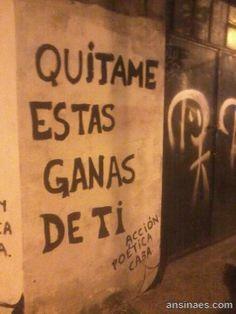 #calle #paredes