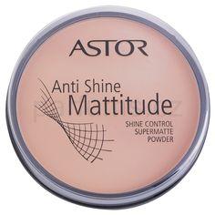 Astor Mattitude Anti Shine matující pudr - odstín 03!!!