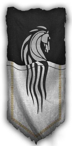 Knights of Tiston Banner