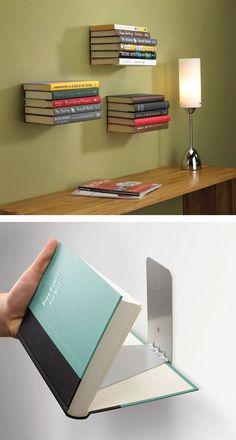 Creative Bookcase & DIY Bookshelf Ideas [Beautify Your Home]
