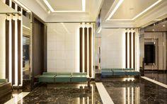 David Collins interior design ideas #interiordesigner #bestinteriordesigners #interiordesigninspiration home interior design, interior design ideas, interior decorating ideas Visit us at www.luxxu.net