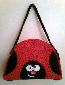 ladybug tote pattern