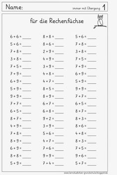 Math Multiplication Worksheets, Math Addition Worksheets, First Grade Math Worksheets, Maths Algebra, 1st Grade Math, Worksheets For Kids, Grade 1, English Writing Skills, Learn Faster