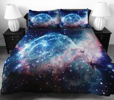 Slapen tussen sterren, planeten en de melkweg - Roomed