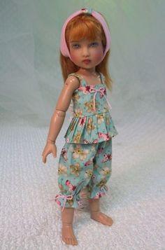 MHD Designs - Mini Riens - Fashion Pattern for 12 Inch Kish Chrysalis and Leeann Dolls