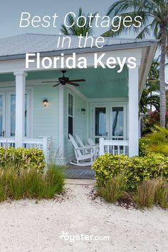 To really zero in on the region's charm, a cottage stay is a great way to go. Read on for nine Florida Keys properties with cottage options as picturesque as their surroundings. Florida Keys Hotels, Places In Florida, Florida Vacation, Florida Travel, Florida Beaches, Travel Usa, Vacation Spots, The Florida Keys, Vacation Ideas