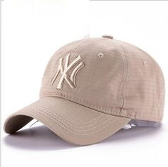 Emboirdery NY Fitted Baseball Cap