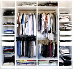 Is your closet overflowing? Discover the best closet storage ideas to help you gain more control over your closet space.