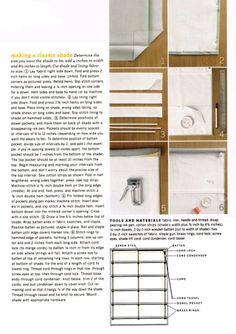 How to make Roman Shades - Page 2