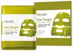 벨비죠, 생 다시마로 만든 씨탱글 더 리얼 마스크팩 출시 Skin Care, Cosmetics, Skincare Routine, Skins Uk, Skincare, Asian Skincare, Skin Treatments