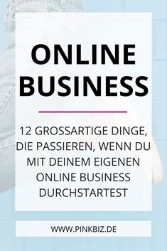 12 great things that happen when you start an online business - Alexandra Polunin - Freedom, creativity, self-determination – your online business is the chance for you to grow as a - Business Entrepreneur, Business Tips, Online Business, Internet Marketing Company, Content Marketing, Media Marketing, How To Start A Blog, How To Make Money, Small Business Start Up