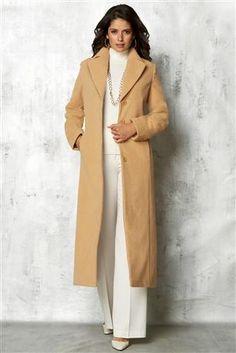 Faux shearling coat Shearling coat and Catherine malandrino on
