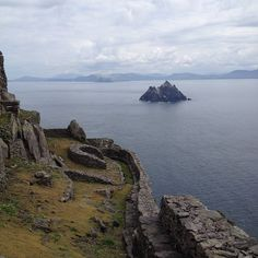 Skellig Michael | Sceilig Mhichíl in Co Kerry, Co Kerry Most beautiful little island to see.  Rough walk up, might not be suitable for small children or those unable to climb.