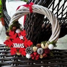 Karácsonyi kopogtató Xmas, Christmas, Navidad, Noel, Natal
