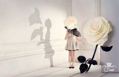 Tim Walker works his magic once again for the spring 2011 campaign from Korean fashion brand O'2ND.