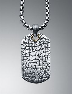 david yurman rhino tag