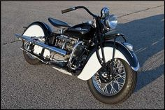 1942 Indian Four, one of my all time favorites! (Sad that this was the last year for the four.)