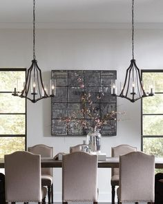 With A Captivating, Two Tone Artisanal Finish Of Dark Antique Copper With  Brighter Antique · Kitchen Island LightingDining Room ...