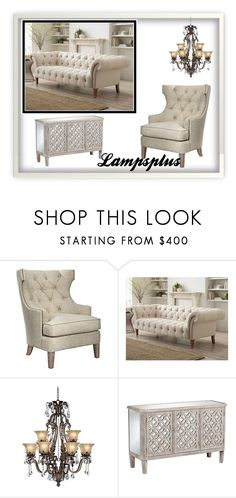 """""""Lampsplus 6"""" by minka-989 ❤ liked on Polyvore featuring interior, interiors, interior design, home, home decor, interior decorating, Pacific Coast and Franklin Iron Works"""