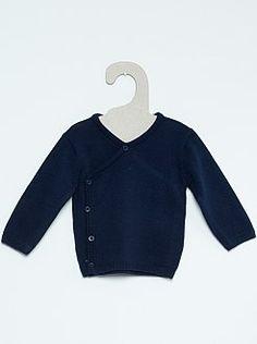 Vertbaudet brassiere laine tricoter une brassière de naissance ... ce82264f704