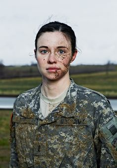 Inspiration to accomplish anything....Women of the 101st Airborne Division: Newsmakers: GQ