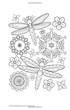 Dapper Animals Coloring Book Design Originals Thaneeya