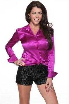 Pamela David | Satin blouses |