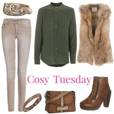 Cosy Tuesday!