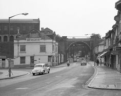 New England Rd. / New England St. Junction, Brighton 1964