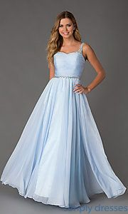 Buy Jasz Floor Length Prom Dress at SimplyDresses