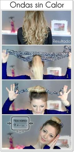 10 astuces pour boucler ses cheveux sans fer à friser   Astuces de filles