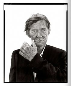 American West -Richard Avedon