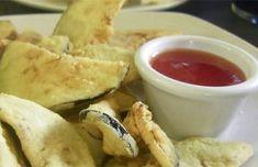 Receta de Berenjenas fritas al estilo del restaurante Los Cuevas de Sevilla