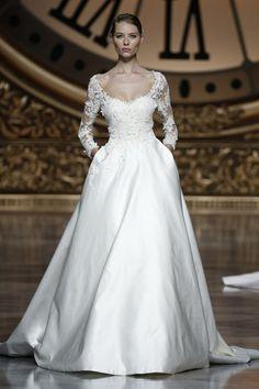 Barcelona Bridal Week Pronovias