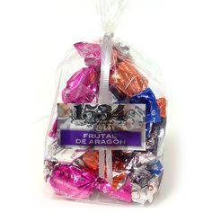 Frutas de Aragón. El dulce más típico de Zaragoza de excelente calidad. Imagen con enlace directo a nuestra tienda online.