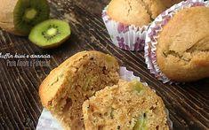 Muffin kiwi e arancia
